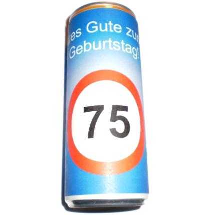 Alles Gute Zum 75. Geburtstag   Energy Drink
