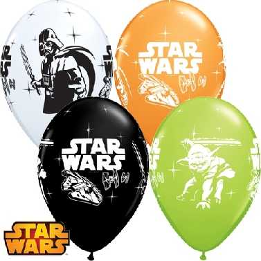Star Wars Luftballons