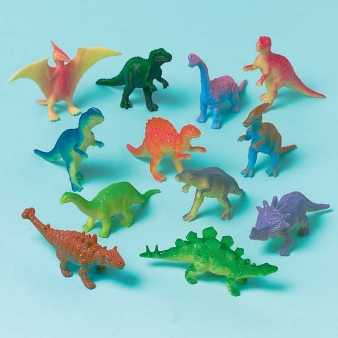 Give Away Spielzeug Dinosaurier