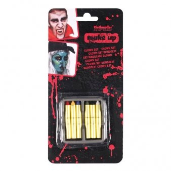 Halloween Make Up Face Paint Sticks