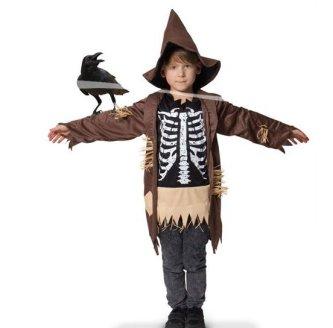 Vogelscheuche Kinder Kostüm