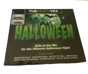 Party Mix Halloween Box-Set
