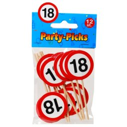 Party Picks, Picker - 18
