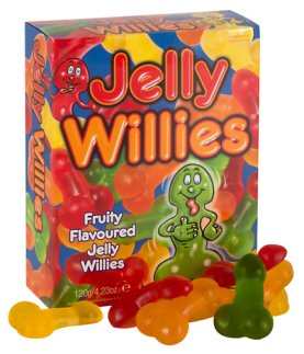 Weingummi Willies