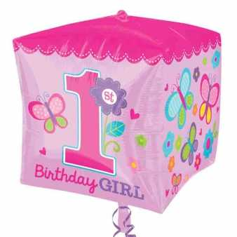 Birthday Girl 1.Folienballon