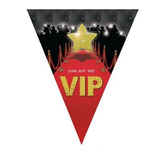 Wimpelkette VIP