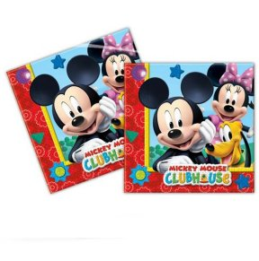 Mickey Mouse Club House Servietten