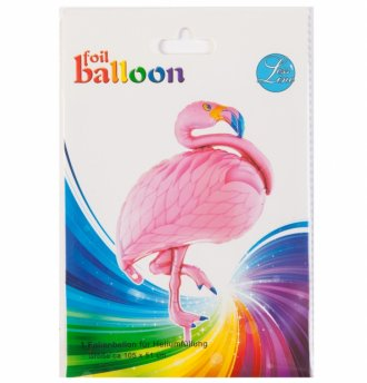 Flamingo Folienballon