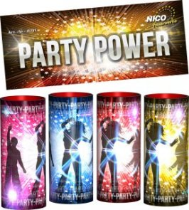 Party Power, 4er-Beutel