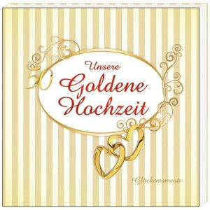 goldene hochzeit deko shop dekoration besondere geschenke zur goldenen hochzeit. Black Bedroom Furniture Sets. Home Design Ideas