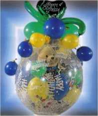 luftballon verpackung ballon geschenke. Black Bedroom Furniture Sets. Home Design Ideas