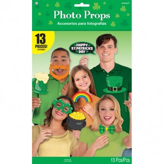 Happy St. Patricks Day Fotoaccessoires