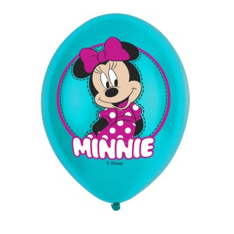 Luftballons Minnie Mouse