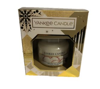 YANKEE CANDLE Duftkerze Snow in Love